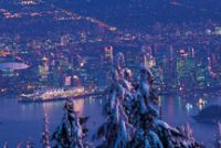 Grouse_Mountain_Winter_Evening
